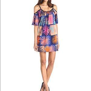 Trina Turk Tropical CoverUp/Dress